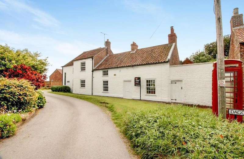 4 Bedrooms House for sale in Harpham, Driffield