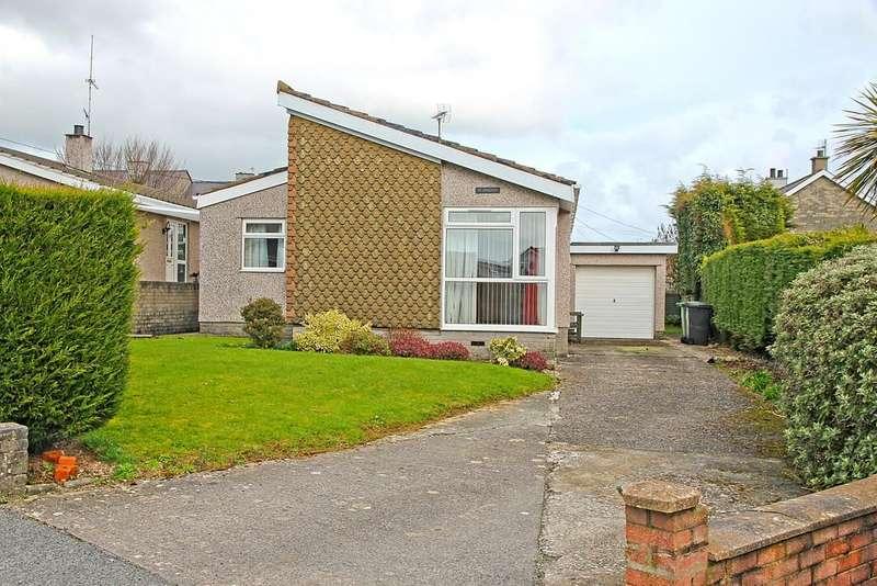 3 Bedrooms Detached Bungalow for sale in Pencae, Llandegfan, North Wales