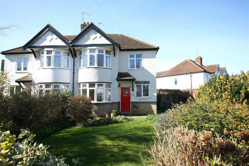 3 Bedrooms Semi Detached House for sale in Eldon Road, Cheltenham, Gloucestershire, GL52