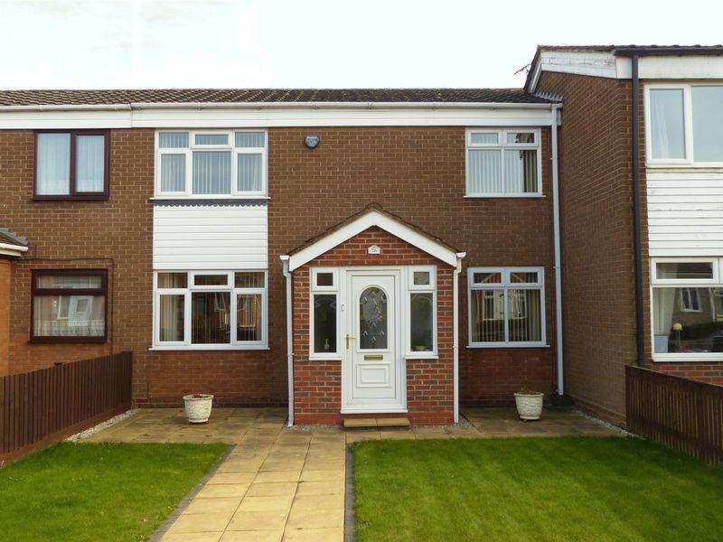 3 Bedrooms Terraced House for sale in Brooks Croft, Birmingham