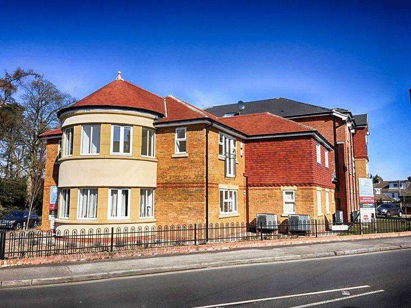 2 Bedrooms Apartment Flat for sale in Chaldon Road, Caterham