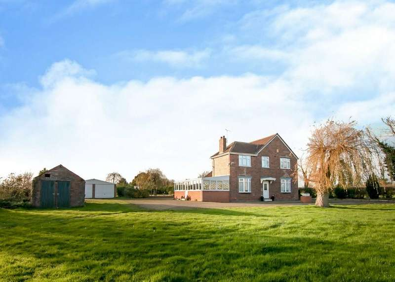4 Bedrooms Detached House for sale in Goosecarr Lane, Todwick