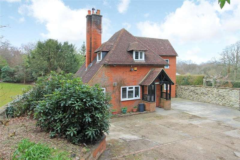 3 Bedrooms Detached House for sale in Fawke Common, Underriver, Sevenoaks, Kent, TN15