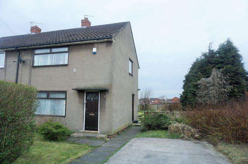 2 Bedrooms Semi Detached House for sale in Naseby Road, Reddish