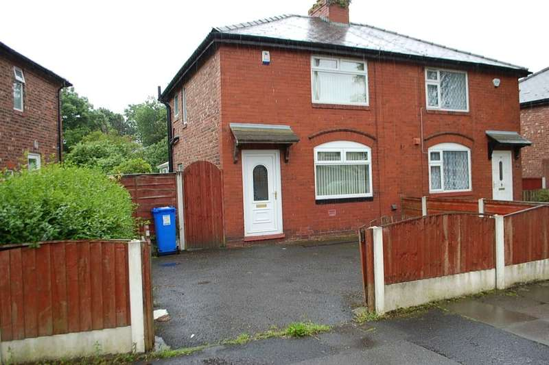 2 Bedrooms Semi Detached House for sale in Oakfold Avenue, Ashton-Under-Lyne, OL6