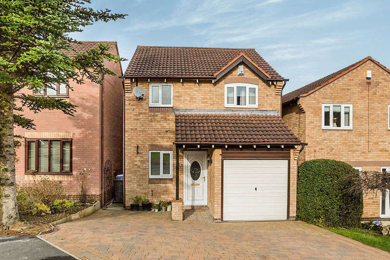 3 Bedrooms Detached House for rent in Barley Lane, Ashgate, Chesterfield, S42