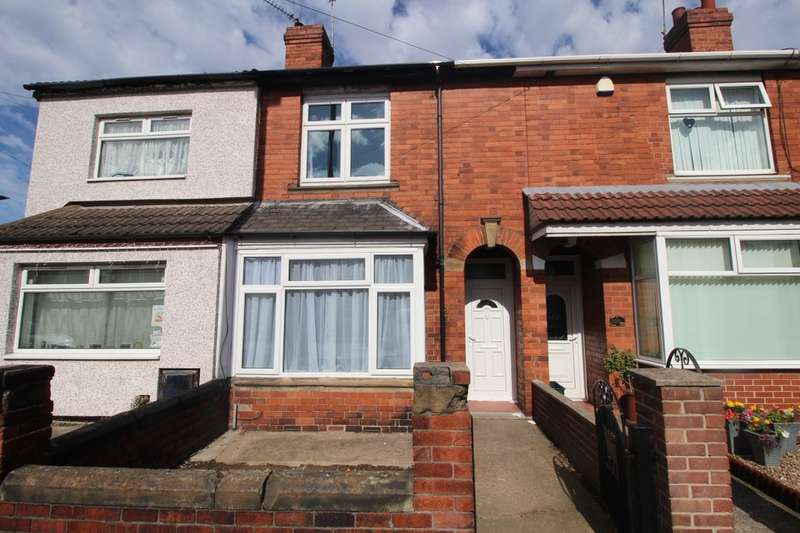 2 Bedrooms Terraced House for rent in Askern Road, Bentley, Doncaster, DN5