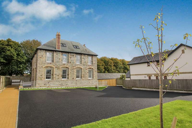 3 Bedrooms Apartment Flat for sale in Bodmin PL31