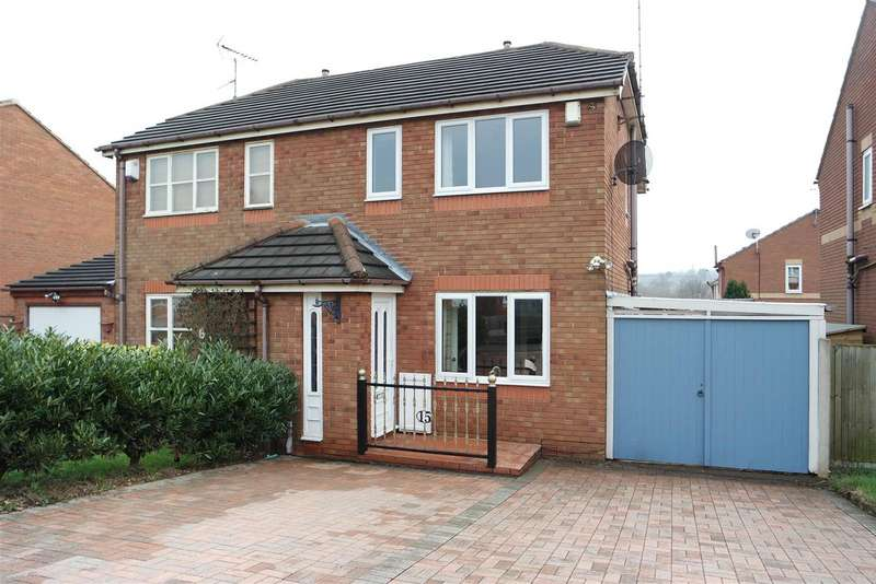 3 Bedrooms Detached House for sale in Chess Burrow, Mansfield Woodhouse, Ma...