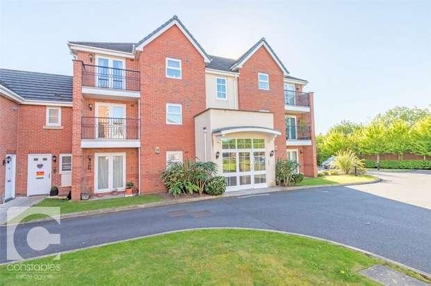 2 Bedrooms Flat for rent in Millfield, Neston, Cheshire