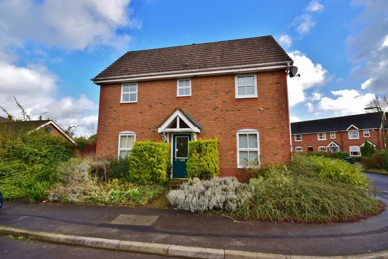 3 Bedrooms Semi Detached House for sale in Old Basing, Basingstoke, RG24