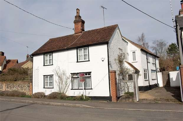 5 Bedrooms Detached House for sale in Finchingfield, Essex