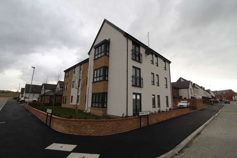 2 Bedrooms Flat for sale in Rivelin Way, Waverley, Rotherham, S60