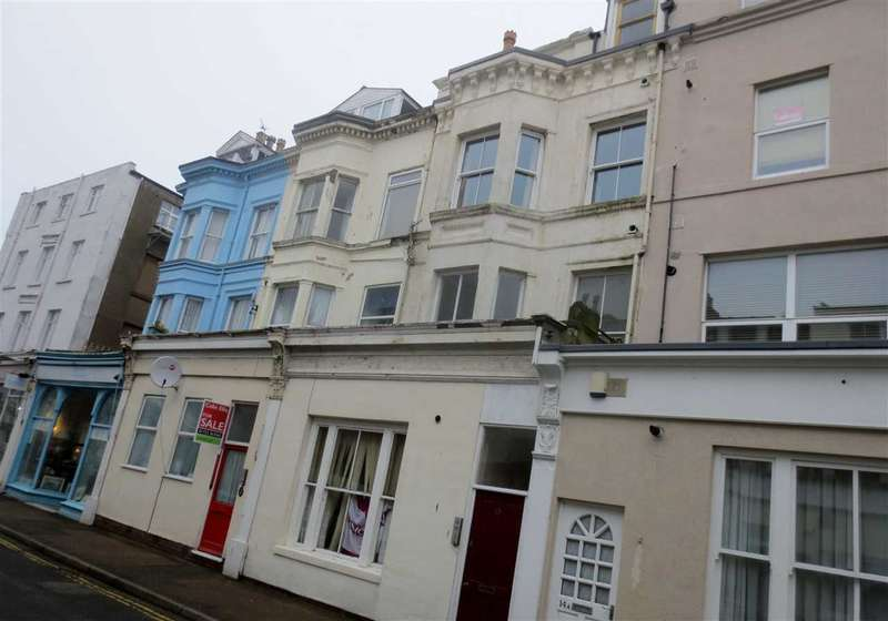 1 Bedroom Apartment Flat for sale in South Street, Scarborough