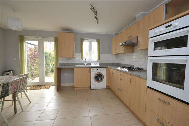 4 Bedrooms Town House for sale in Trubshaw Close, Horfield, Bristol, BS7 0AD