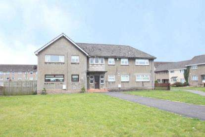 2 Bedrooms Flat for sale in Broomlands Place, Irvine, North Ayrshire