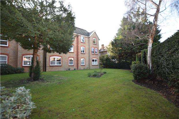 1 Bedroom Flat for sale in Andridge Court, 2A Church Lane, LONDON, SW19 3JW