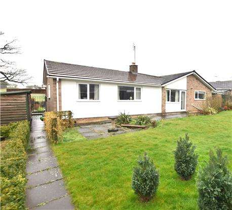 3 Bedrooms Detached Bungalow for sale in Swindon Lane, Cheltenham, Glos, GL50 4NY
