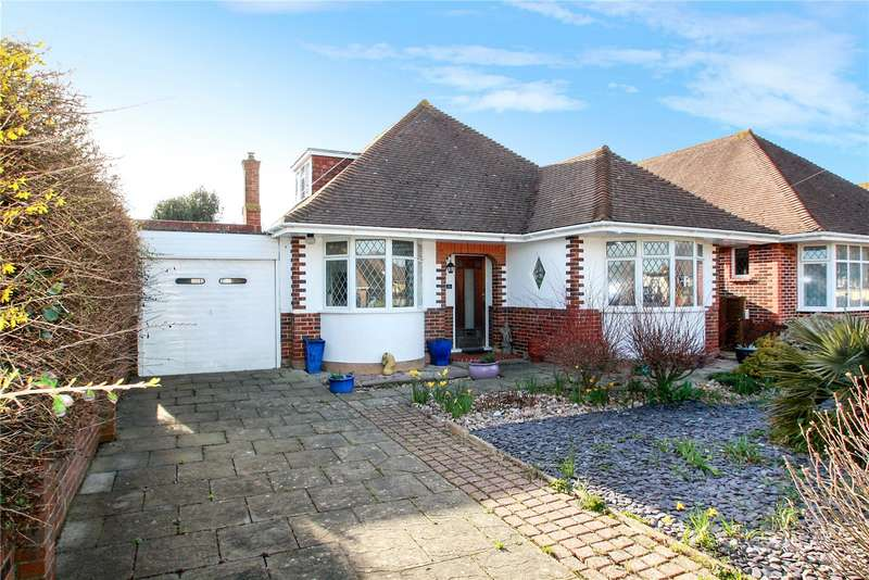 3 Bedrooms Detached Bungalow for sale in Southsea Avenue, Goring By Sea, Worthing, BN12