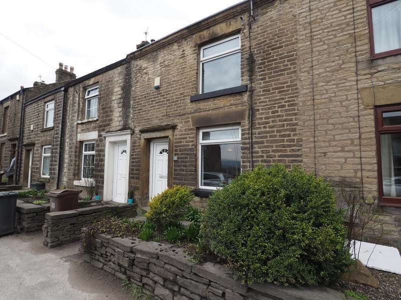 2 Bedrooms Terraced House for sale in Buxton Road, New Mills, High Peak, Derbyshire, SK22 3JT
