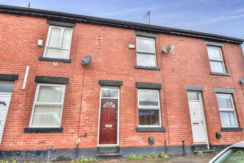 2 Bedrooms Terraced House for sale in Bishop Street, Rochdale, OL16 2DT