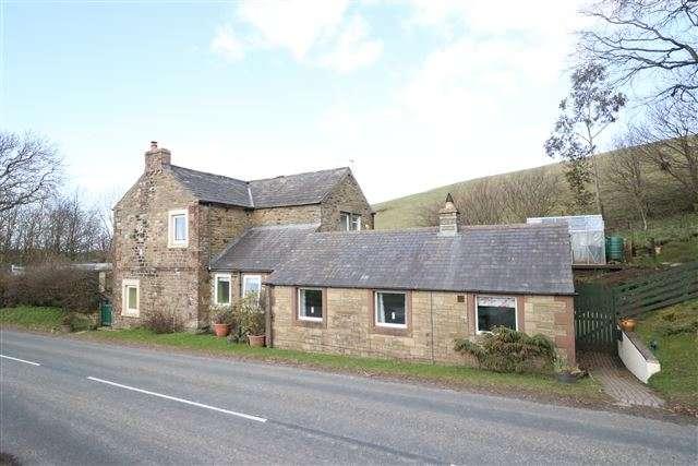 3 Bedrooms Semi Detached House for sale in Beechwood, Hallbankgate, Brampton, Cumbria, CA8 2PR