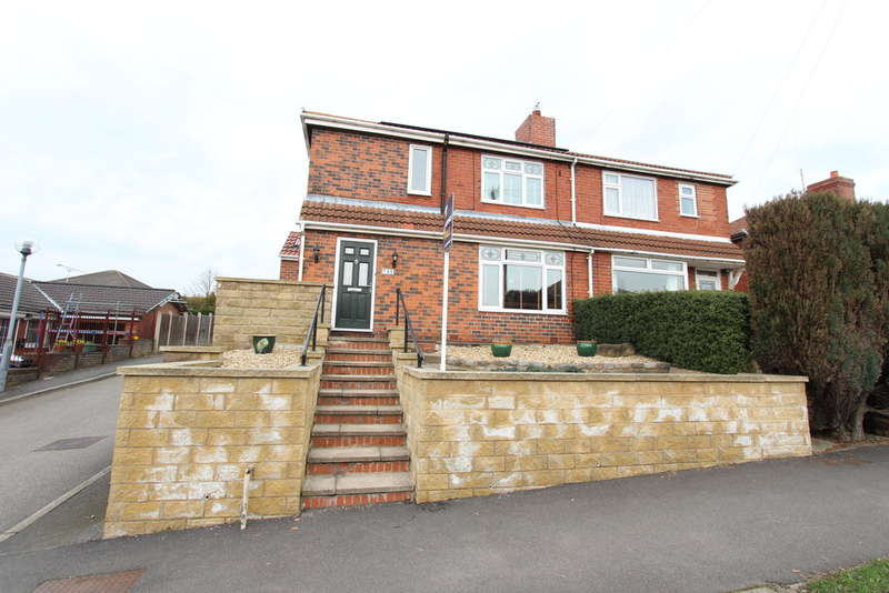 3 Bedrooms Semi Detached House for sale in Newlands Road, Intake