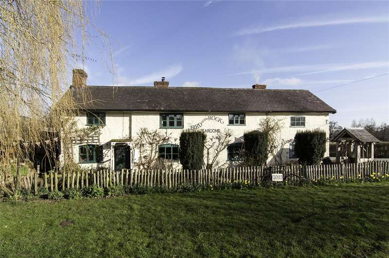 4 Bedrooms Detached House for sale in The Bird on the Rock Tea Rooms, Clungunford, Shropshire, SY7