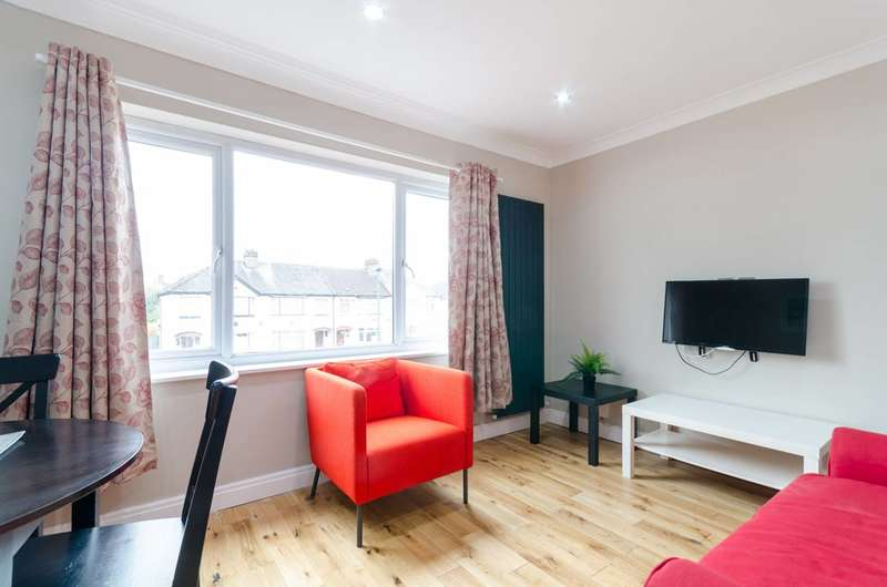 2 Bedrooms Maisonette Flat for sale in Prince of Wales Road, Sutton, SM1