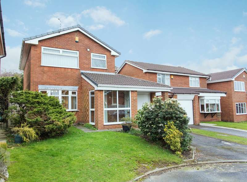 3 Bedrooms Detached House for sale in Broom Way, Westhoughton, Bolton, BL5