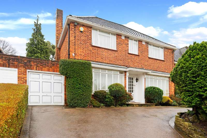5 Bedrooms Detached House for sale in Church Mount, London