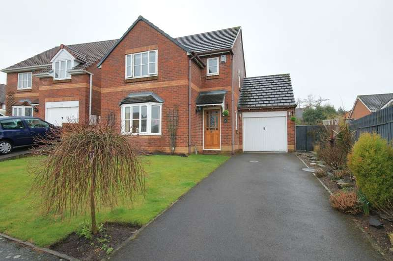 3 Bedrooms Detached House for sale in Brantwood, Chester Le Street, DH2