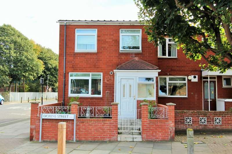 4 Bedrooms Semi Detached House for sale in Dickens Street, London, London, SW8