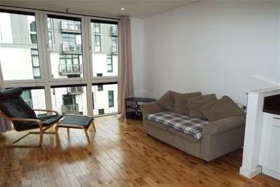 2 Bedrooms Flat for rent in The Fusion, Oswald Street, G1