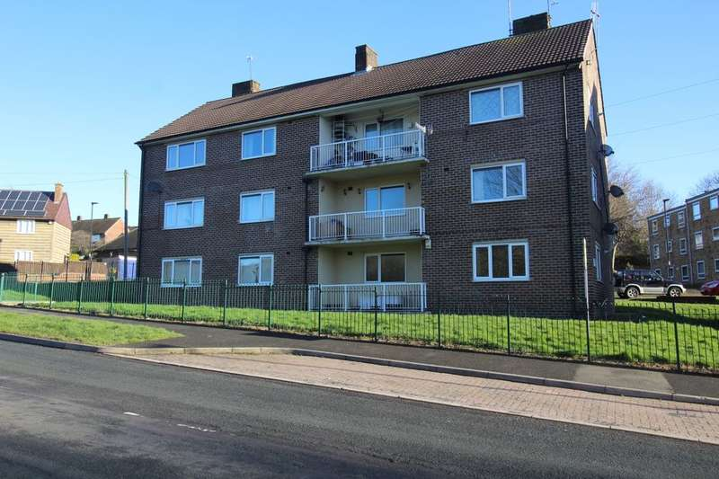 2 Bedrooms Flat for sale in School Road, High Green, Sheffield, S35