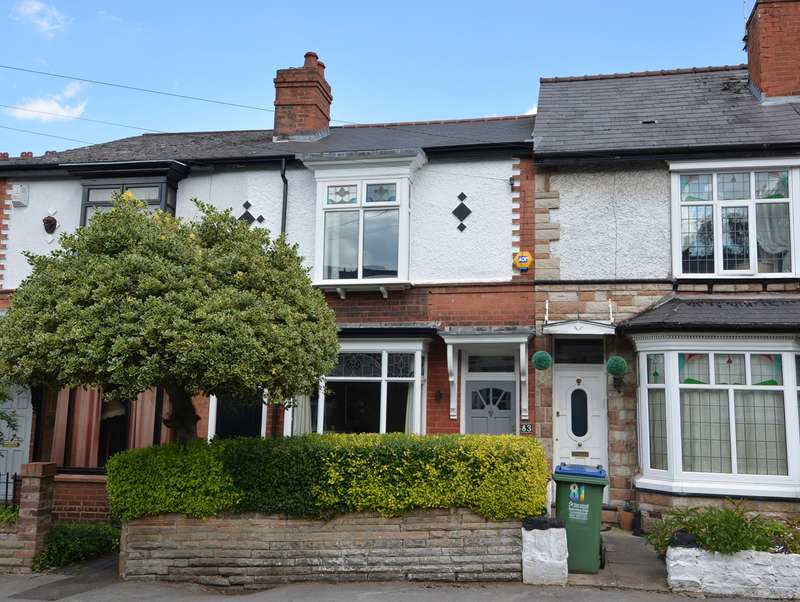 3 Bedrooms Terraced House for sale in Galton Road, Bearwood, B67