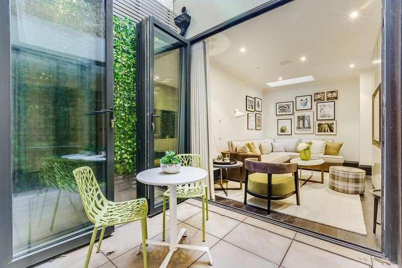 1 Bedroom Flat for sale in Beaufort Gardens, Knightsbridge