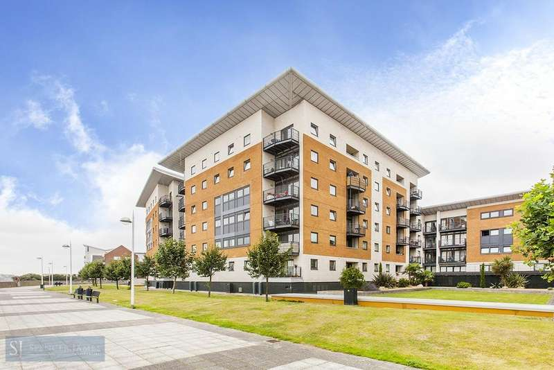 2 Bedrooms Apartment Flat for sale in Lowestoft Mews, Galleons Lock, E16
