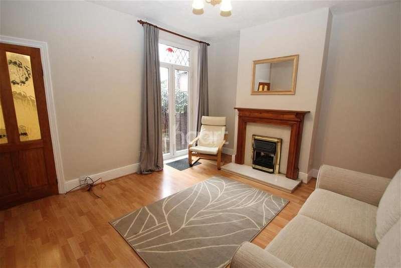 3 Bedrooms Terraced House for rent in Regent Road, Harborne Village