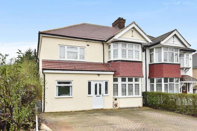 5 Bedrooms Semi Detached House for sale in White Horse Hill, Chislehurst