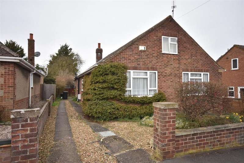 3 Bedrooms Bungalow for sale in Palm Road, Rushden