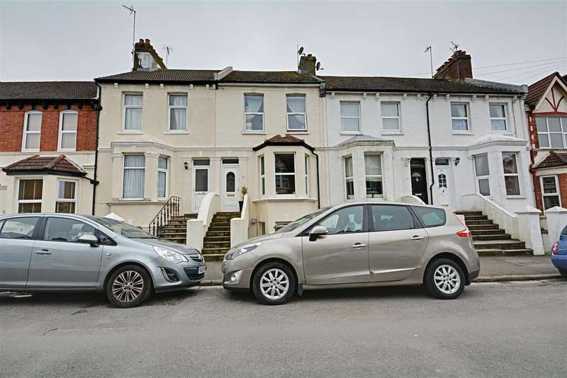 4 Bedrooms Terraced House for sale in Reginald Road, Bexhill-On-Sea