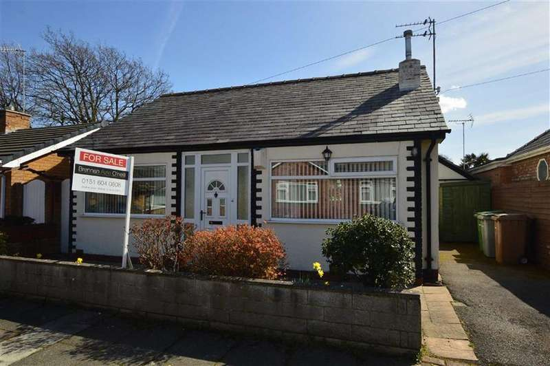2 Bedrooms Detached Bungalow for sale in St Kildas Road, CH46