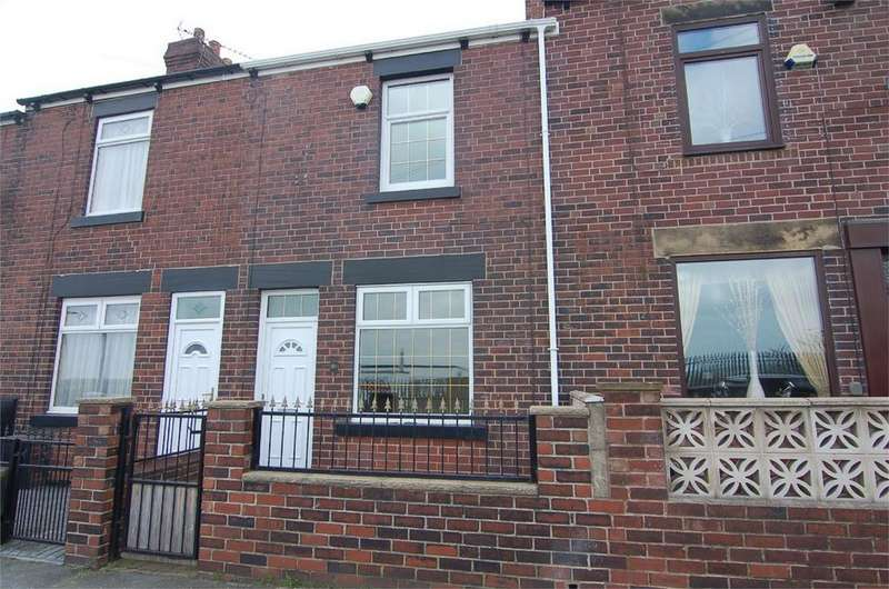 3 Bedrooms Terraced House for sale in Snydale Road, Cudworth, BARNSLEY, South Yorkshire