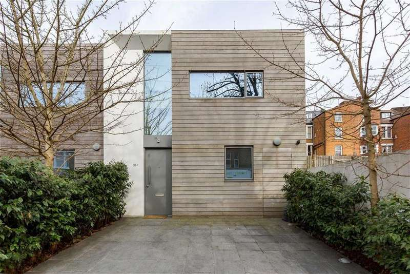 2 Bedrooms House for sale in Mill Lane, West Hampstead, London