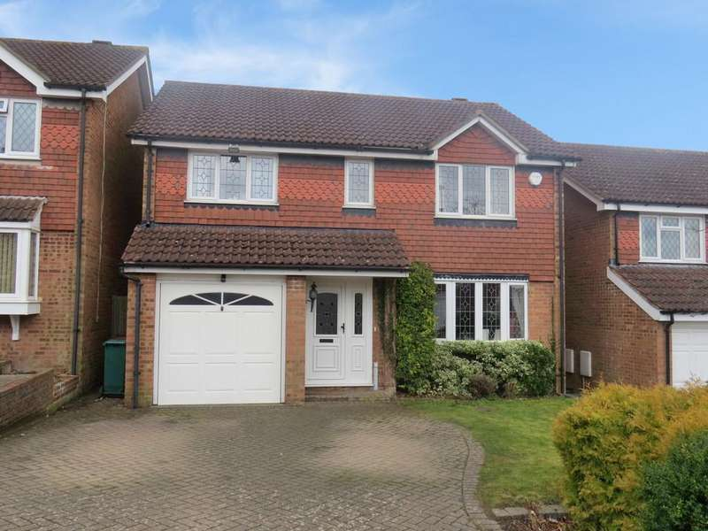 4 Bedrooms Detached House for sale in Briarswood Way, Orpington