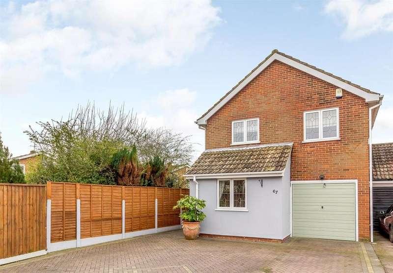 4 Bedrooms Semi Detached House for sale in Stocksfield, Kelvedon Hatch, Brentwood