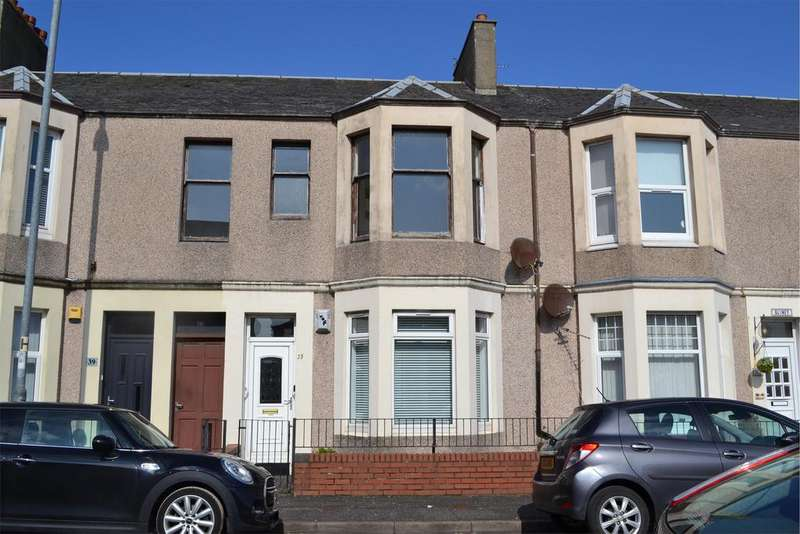 2 Bedrooms Flat for sale in 37 Moorpark Road West, Stevenston, KA20 3HU