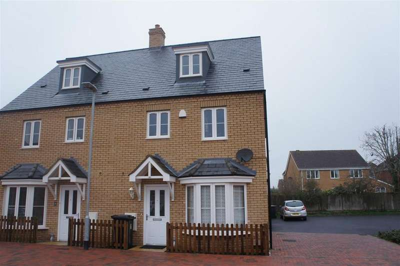 4 Bedrooms Town House for sale in Hare Lane, Cranfield, Bedford