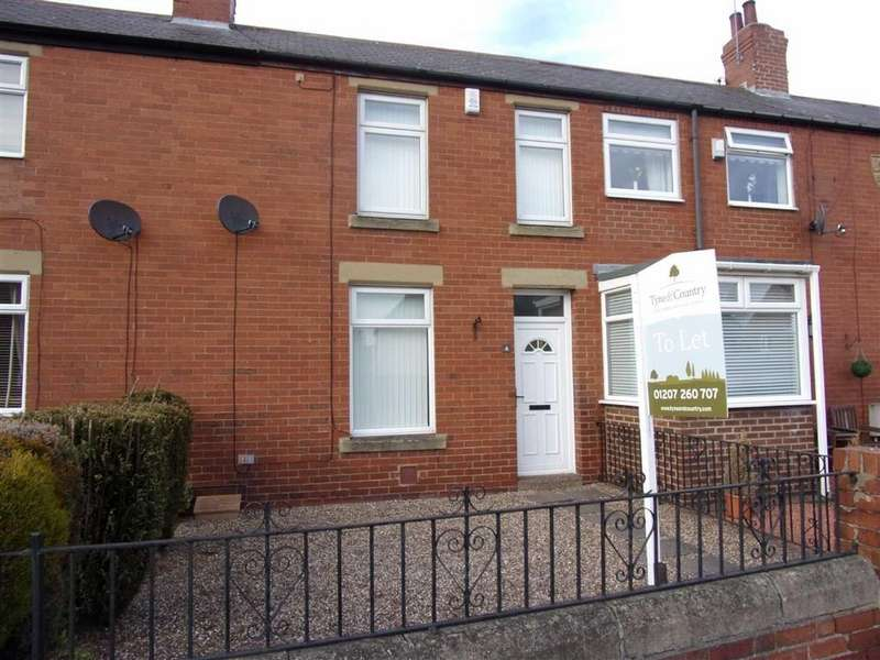 2 Bedrooms Terraced House for rent in Barmoor Place, Ryton, Tyne And Wear